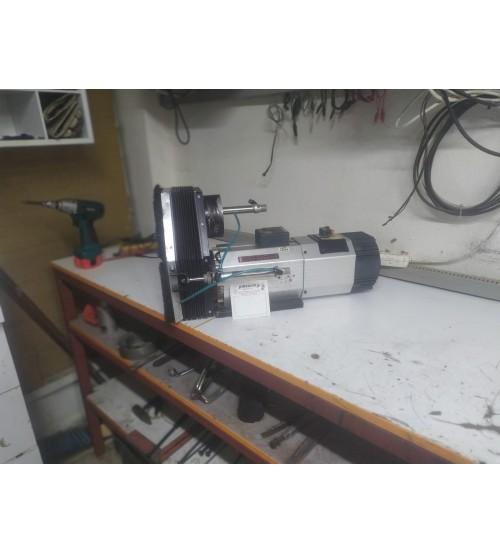 Toskar Gemini Hsd spindle motor tamiri